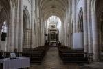 The nave of the church of Jean-au-Marché, Troyes - click to view the full sized version
