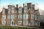 Barningham Hall is the one Paston property that survives to today. - click to view the full sized version
